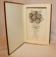 Surprise Roses Book Alteration by wetcanvas