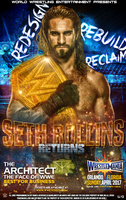 Seth Rollins Returns Poster by BigHero1