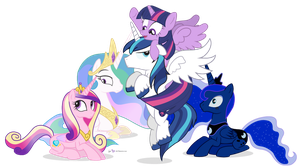 Ascension of the Stallicorn by dm29