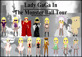 Welcome to The Monster Ball by BGSFM