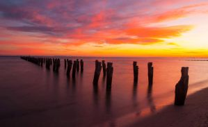 Clifton Springs Dawn by DanielleMiner
