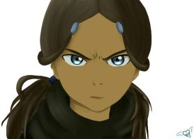 Katara by MoonshineFeather