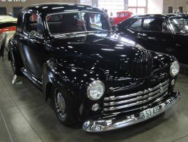 47 Ford coupe by zypherion