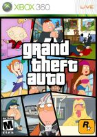 GTA Family Guy Edition by Kwnnos