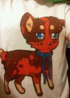Guppy Shirt by SquidPup