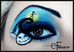 The Nightmare Before Christmas by CatherineWarner