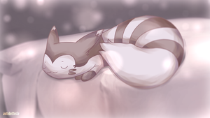 Day 465 - Ootachi | Furret by AutobotTesla