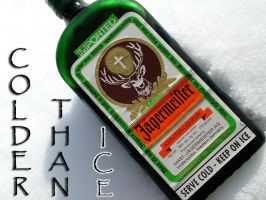 Jagermeister : Colder Than Ice by b4refo0tmu5ic