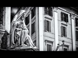 On the streets of Rome II by calimer00
