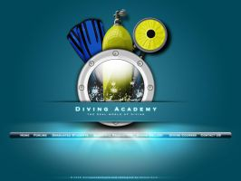 diving academy site home by 3nc