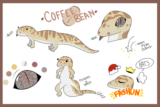 YTCTMST: CoffeeBean by YTCTMST