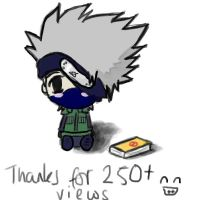 THANKS FOR 250plus by FreyaBigg