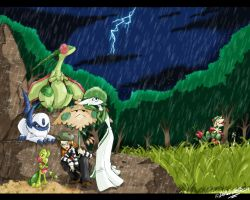 Hoenn - Growing Berries by TamarinFrog