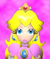 To princess Peach4ever by wiggler94