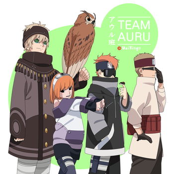 Team Auru by MaiRingo