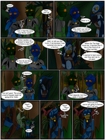 Hunters and Hunted Ch 5 Pg 10 by Saronicle
