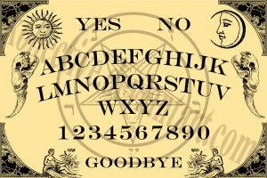My Ouija Board by kollective