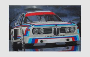BMW E9 CSL by Stephen59300