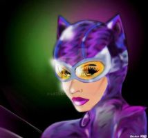 Catwoman by lotus73