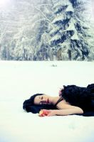 Blanche-Neige by eulalievarenne