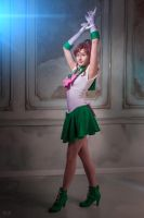 Sailor Jupiter by Dyonya