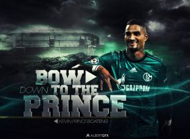 Kevin Prince Boateng - Bow Down to The Prince by AlbertGFX