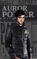 Auror Potter by nhu-dles