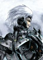 Metal_Gear_Rising:Raiden by souldaki