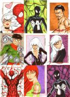 Spider-Man Archives 5 by wheels9696