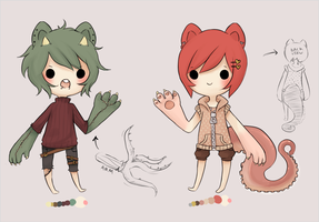 DESIGNS FOR MIFUU by Pajuxi
