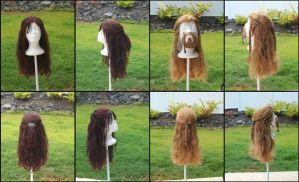 Fili and Kili wig commissions by RHatake