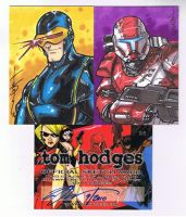NEW Standard Sketch Cards by Hodges-Art