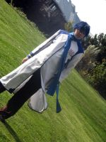 Kaito Cosplay by CaptainCheezmo