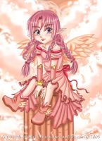 Chibi Angel by Nawal