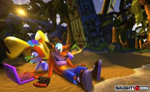 Crash Bandicoot 5 by BrandiSwick227