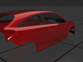 Opel Astra 6 WIP by prox3h
