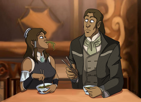 Korrlok Week 2012 - Noodles by caroll-in