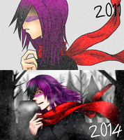 :2011 vs 2014: Improving That Soundless Voice by Aikobo