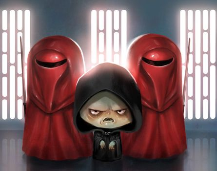 Bubblehead: The Emperor by JeffVictor