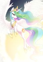 Celestia by tamponandtwilaloop