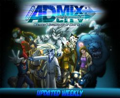 ADMIX Promo by Omegaro