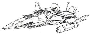 ARES class assault carrier by Grebo-Guru