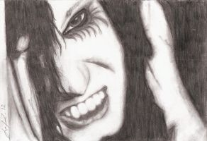 Jake Pitts BVB by laurenpajamas