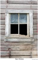 Barn Window by hunter1828