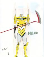 Evangelion Mark 09 by Tom-the-Foxey