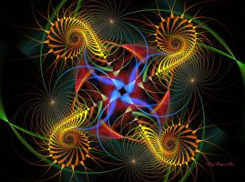 Fractal Geometry by Rozrr