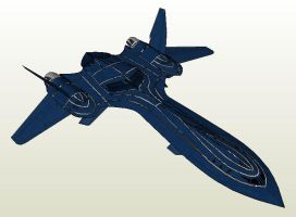 X-Jet Model by Master-Bruce