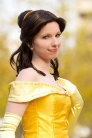Belle Portrait by Rayi-kun