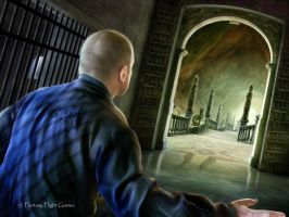 Call of Chtulhu : Behind Bars by Thaldir