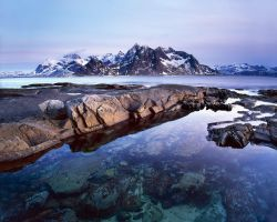 Vareid Tidal Pool by EvaMcDermott